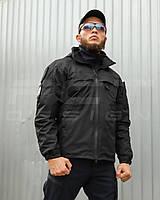 Куртка ветровка Патрол непромокаемая для полиции на сетке, фото 1