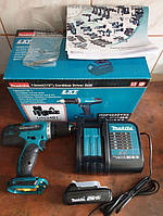 Акумуляторний ударний шуруповерт Makita LXT 18 V 1 x 1,5 Ah   Аккумуляторная ударная дрель - шуруповерт макита