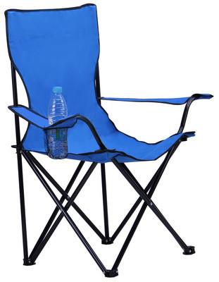Стул складной туристический кресло складное с подстаканником
