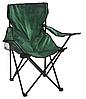 Стілець складаний туристичний крісло доладне з підсклянником, фото 6