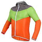 Дощовик / куртка вітровка KINGBIKE L115 / L114 ПОЛЕГШЕНА (90 г) +капюшон +кишеня, фото 8
