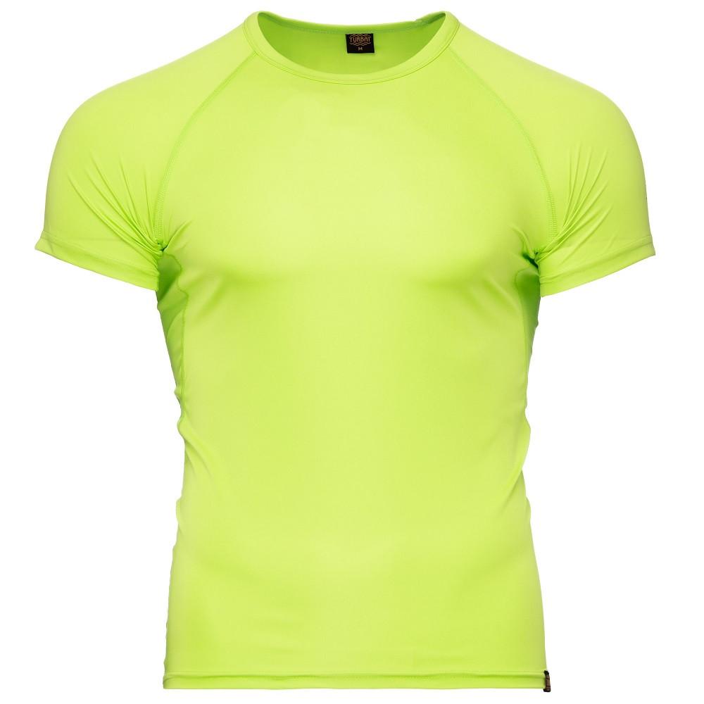 Термофутболка ч Turbat Hike Mns lime green (M)