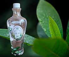 Масло на водной основе для массажа Зеленый Чай  600 мл