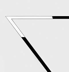 Кутовий магнітний світильник трековий Infinity Line G-3071