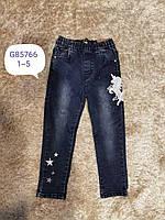Джинсові брюки для дівчаток F&D Артикул: G85766, 1-5 років., фото 1