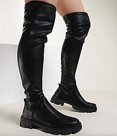 Женские сапоги и ботфорты