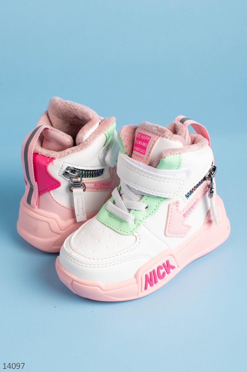 Ботинки демисезонные для девочки W.Niko 21-26 размер