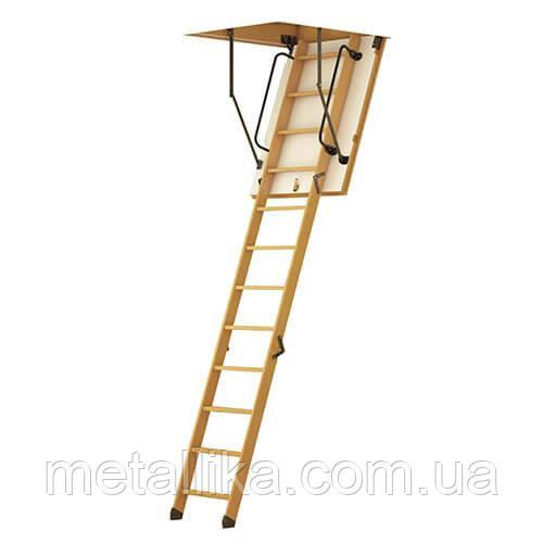 Горищні сходи PREMIUM Standart