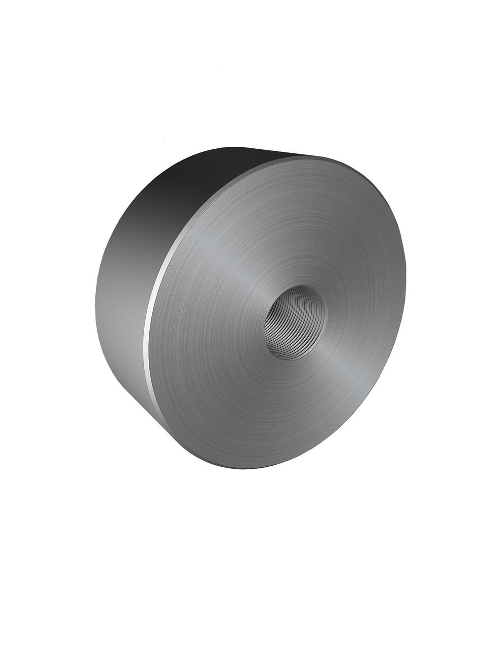ODF-06-36-01-L20 Дистанція 20 мм для коннектора діаметром 50 мм з різьбою М12, сатин