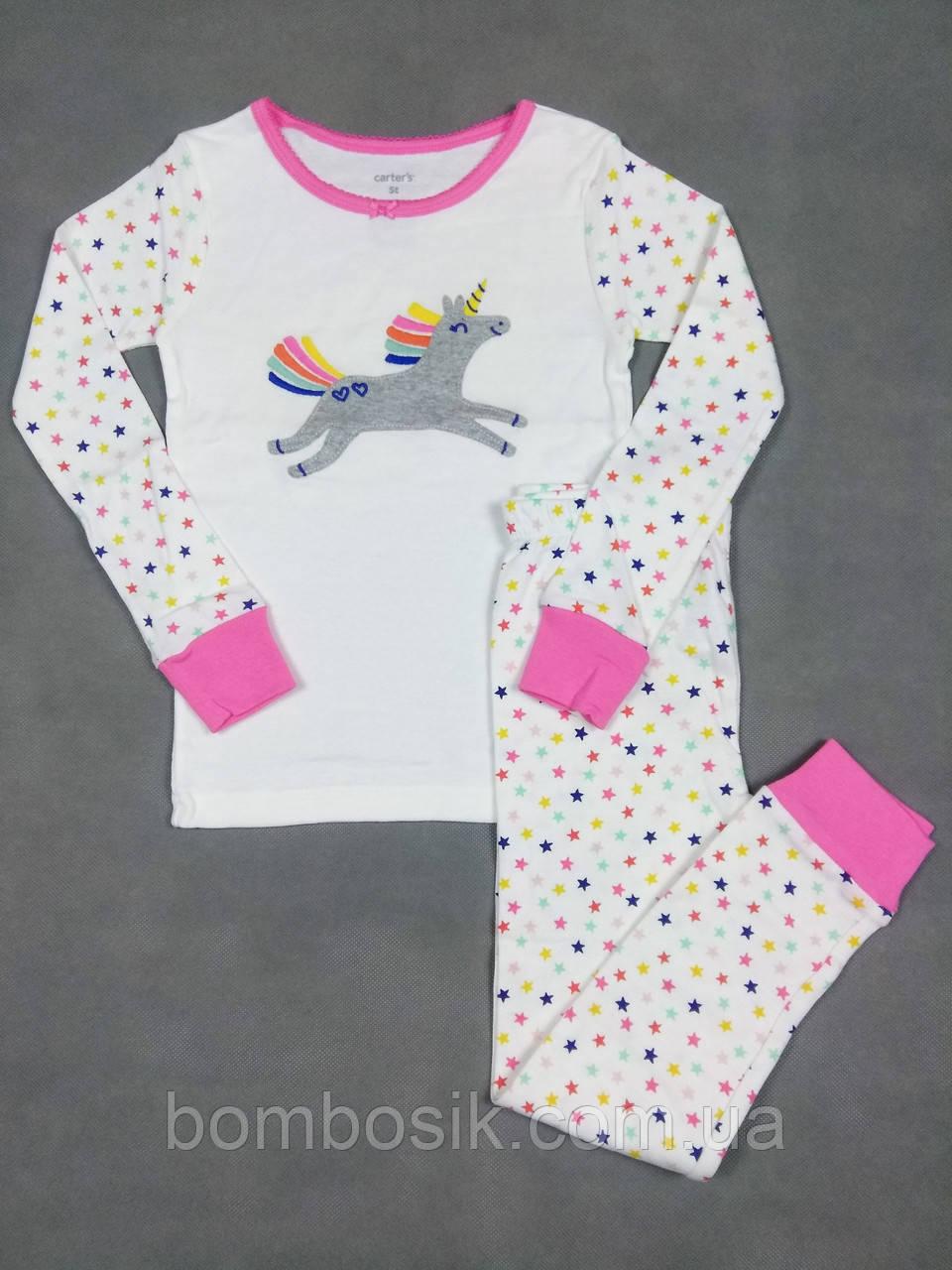 Пижама для девочки Картерс, 2Т (88-93см)