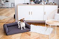 Софа для собак Noble Pet London Grey 80 х 60 см (L2124)