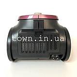 Колбовый пилосос без мішка Henschll XN19-88 (4 л) 3000Вт Циклоный,побутової,для дому,безмішковий потужний, фото 2