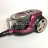 Колбовый пилосос без мішка Henschll XN19-88 (4 л) 3000Вт Циклоный,побутової,для дому,безмішковий потужний, фото 6