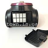 Колбовый пилосос без мішка Henschll XN19-88 (4 л) 3000Вт Циклоный,побутової,для дому,безмішковий потужний, фото 10