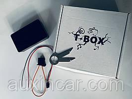 Bluetooth аудио A2DP адаптер T-BOX для Audi A1/ A4B8/ A5/ A6C6/ A7/ A8/ Q3/ Q5/ Q7 с 2G/ 3G MMI