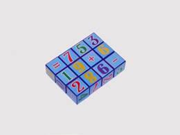 Кубики Арифметика малые