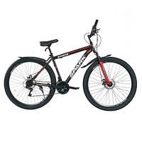 "Велосипед SPARK FIGHTER 19 (колеса 29"", сталева рама - 19"", колір на вибір) +БЕЗКОШТОВНА ДОСТАВКА!"