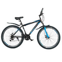 "Велосипед SPARK FIRE 17 (колеса - 27,5"", сталева рама - 17"", колір на вибір) +БЕЗКОШТОВНА ДОСТАВКА!"