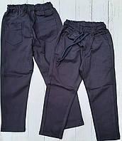 Шкільні штани на резинці дитячі для хлопчика 6-10 років,колір уточнюйте при замовленні