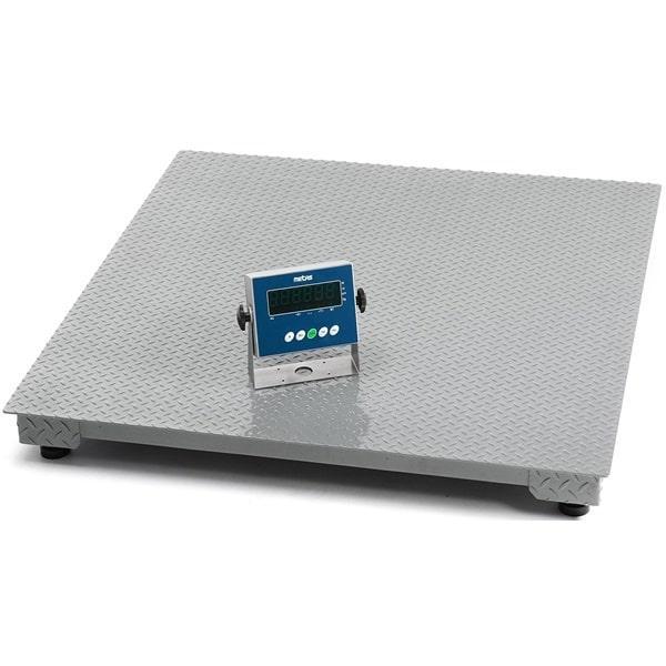 Весы платформенные Metas МП-1000-4 B19S (1500х1500 мм)