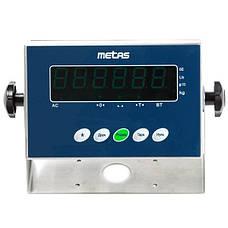 Весы платформенные Metas МП-1000-4 B19S (1500х1500 мм), фото 3