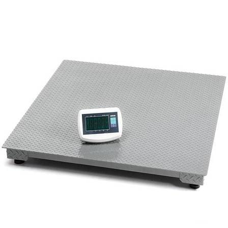 Весы платформенные Metas МП-2000-4 B20 (1200х1200 мм), фото 2