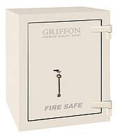 Сейф вогнезламостійкій Griffon FSL.57.K 560(в)х445(ш)х445(гл)