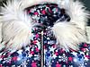 """Курточка зимова для дівчинки """"СНІЖИНКА"""" 98, 104, 110, фото 4"""