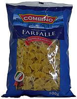 Макароны Cоmbino FARFALLE (Бантики) 500г. (Италия)