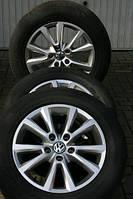"""Колеса ( диски и шины )18"""" VW Touareg стиль Karakum Volkswagen Touareg ( Фольксваген Туарег )"""