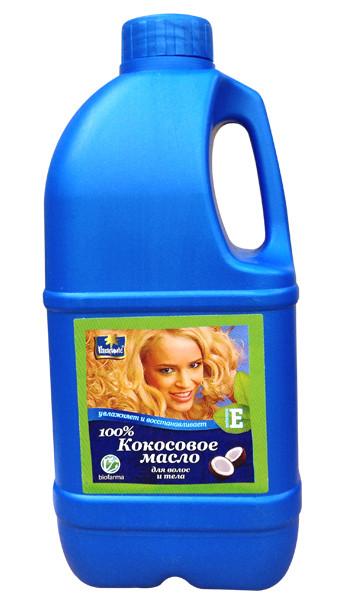 Кокосовое масло Parachute для волос и тела 2л