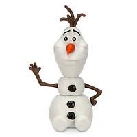 Ластик Снеговик Олаф - разборная фигурка, Disney Olaf Figural Eraser Set - Frozen