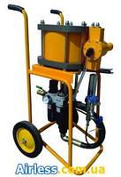 Airless 6391 C Поршневой покрасочный агрегат с пневматическим приводом, 76:1