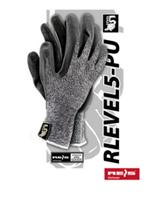 Защитные перчатки RLEVEL5-PU [S]