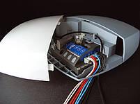 Электропривод для секционных ворот SPIN6031, система BlueBUS., фото 7