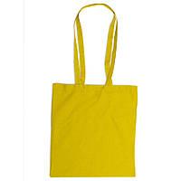 Сумка хлопковая для покупок с длинными ручками, рекламные сумки с логотипом