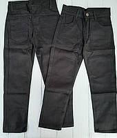 Шкільні штани котонові дитячі для хлопчика 5-8 років,колір уточнюйте при замовленні