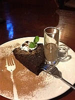 Африканский торт суфле