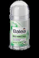 Дезодорант- антиперспирант Balea Sensitive шариковый Кристалл 100 мл.(балеа сенсетив)