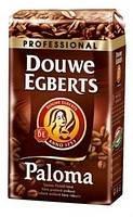 Кофе в зернах Douwe Egberts Paloma 1кг 100% Робуста.