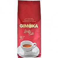 Кофе в зернах Gimoka Gran Bar 1кг.80% робуста 20% арабика