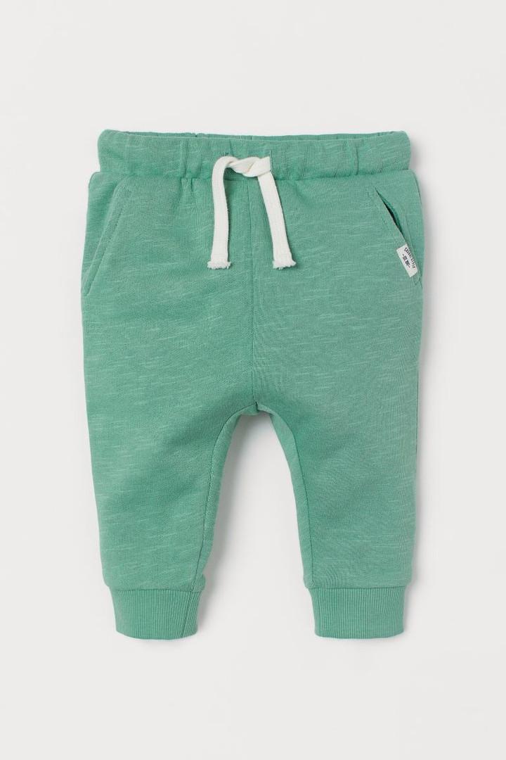 Спортивні трикотажні штани (джогери) на футері НМ для хлопчика