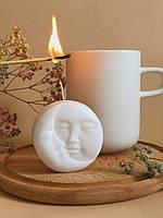 Свеча ароматическая солнце и луна Sun & Moon ручной работы. Декоративная ароматическая свеча