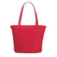 Сумка на молнии с внутренним карманом, повседневная, пляжная, промо-сумки с логотипом на заказ оптом