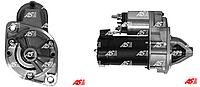 Cтартер для Hyundai Tucson 2.0 бензин. 8 зубьев. 1.2 кВт. Новый. AS - Польша.  Хюндай Тюксон 2.0.