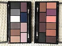 Набір тіней для повік Malva Cosmetics Eye Shadow Set Secret World 10 тонів, фото 1