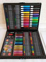 Набір для малювання Super Mega Art Set 228 предметів у валізці, фото 1