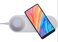 Бездротова зарядка-лампа для телефону швидка Xiaomi Yeelight Wireless Charging Night Light YLYD04YI White, фото 1