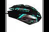 Мышь проводная оптическая TINJI TJ-7 с подсветкой (в коробке) / Игровая проводная мышь / Геймерская мышь
