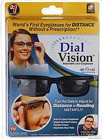 Очки для зрения универсальные Dial Vision, фото 1